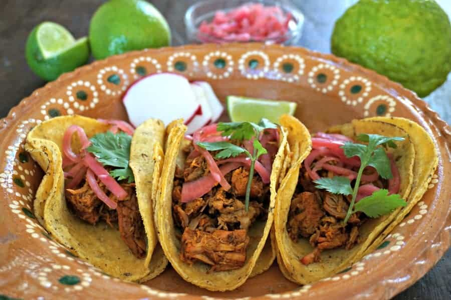 Instant Pot Cochinita Pibil