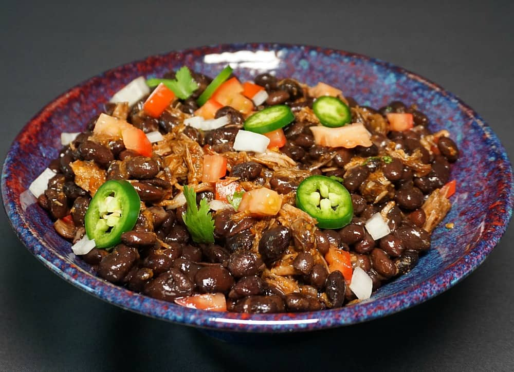 Barbacoa Black Bean Chili