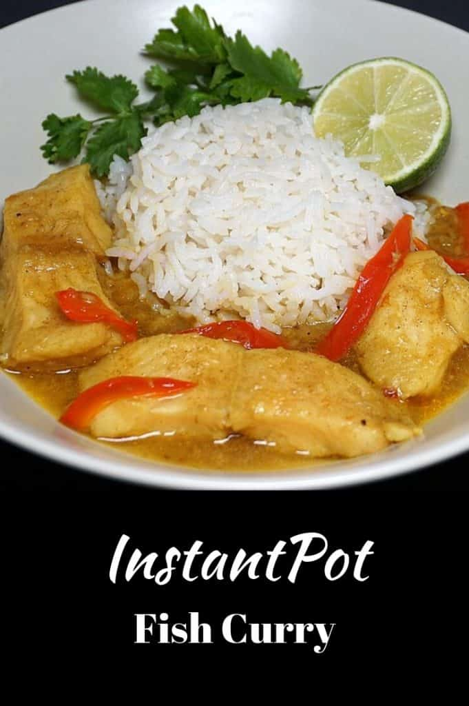 Instant Pot Fish Recipe