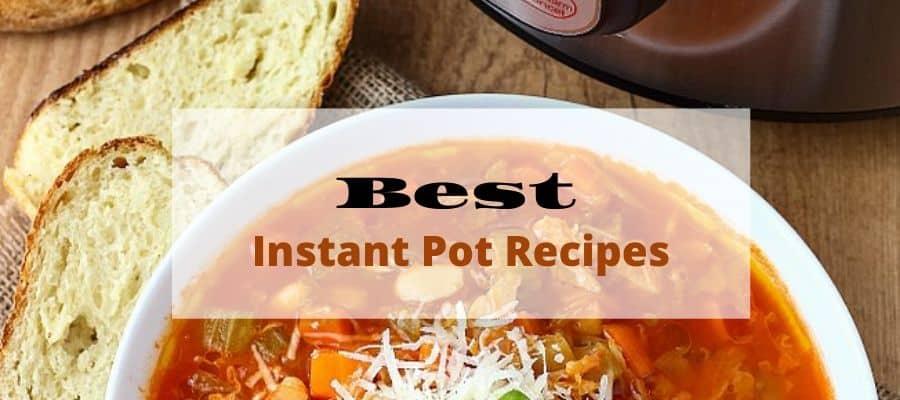 Favorite Instant Pot Recipes