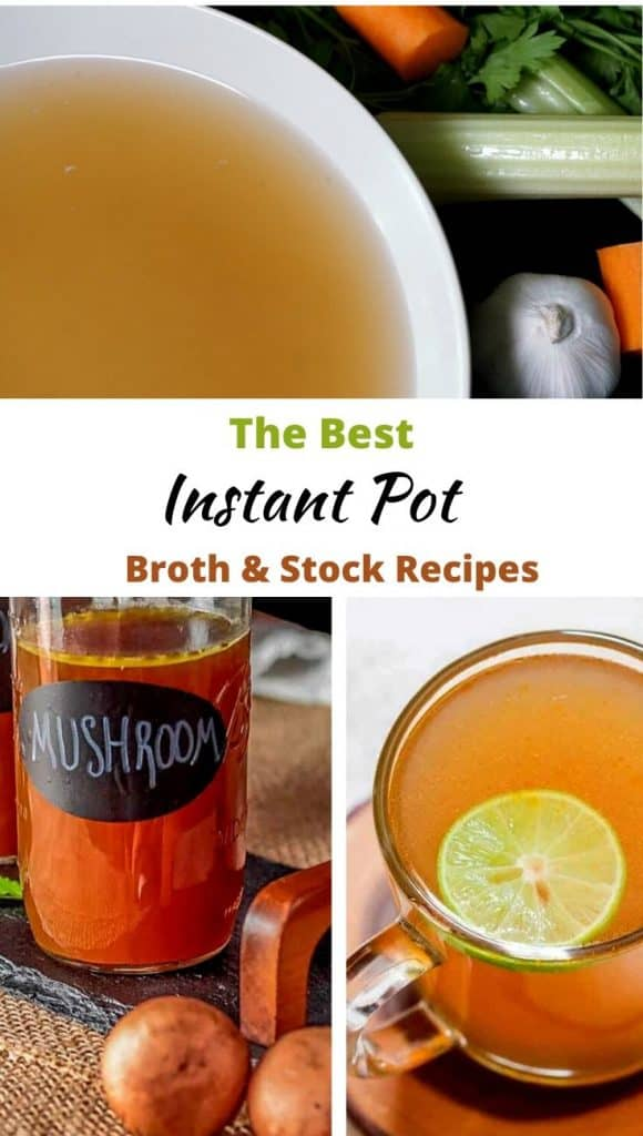 Best Instant Pot Broth and Stock Recipes