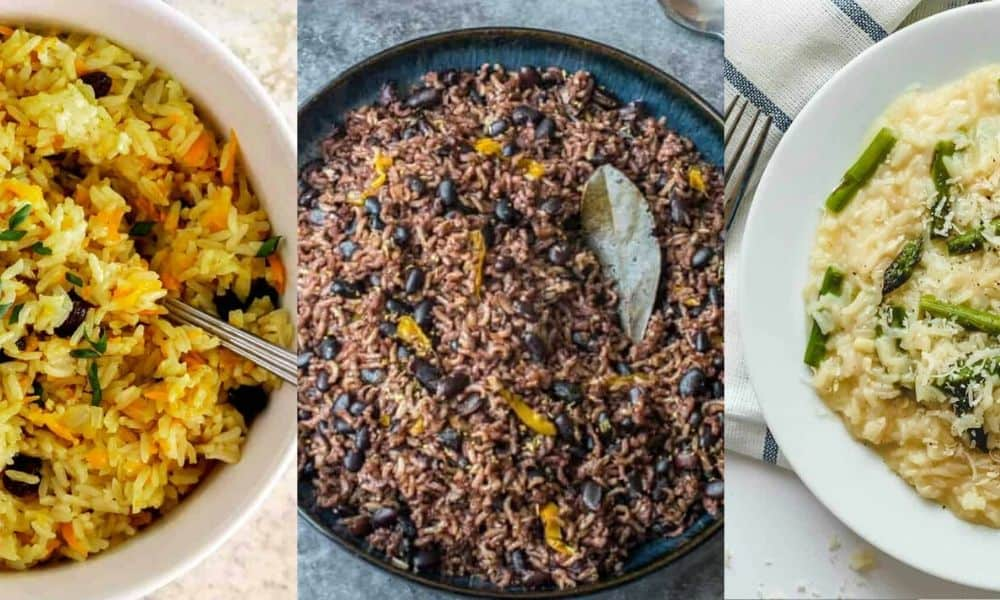 Instant Pot Rice Dishes