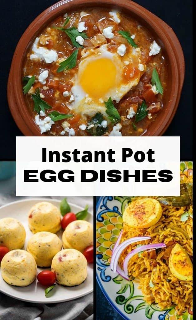 Instant Pot Eggs
