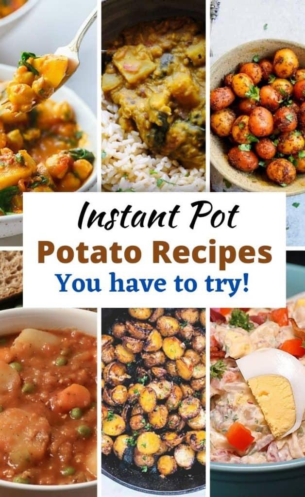 Best Instant Pot Potato Recipes