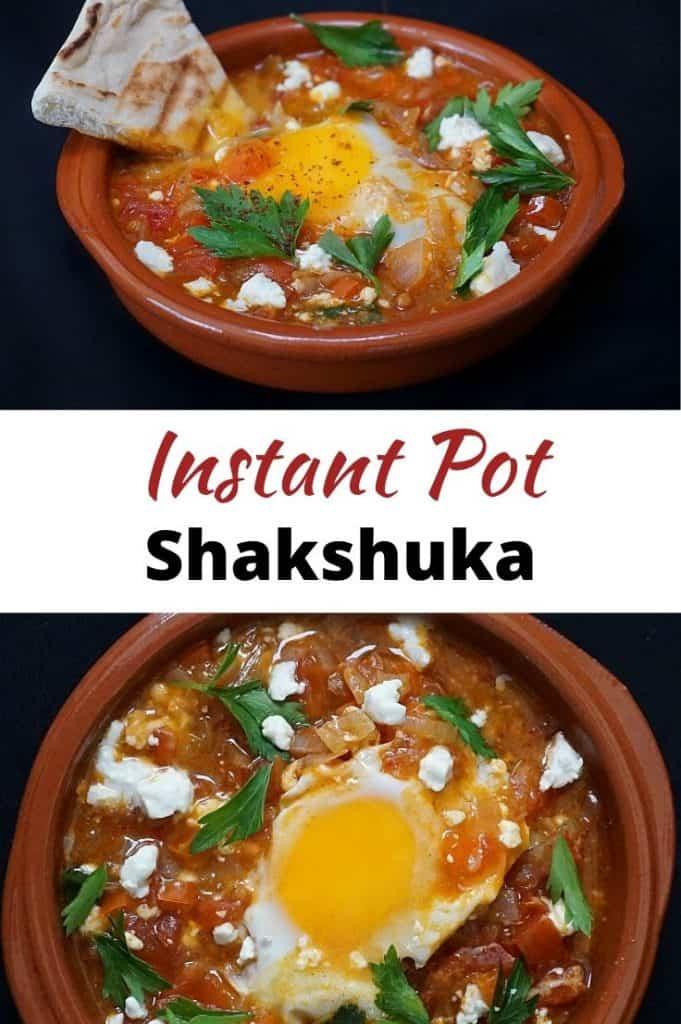 Instant Pot Shakshuka Recipe