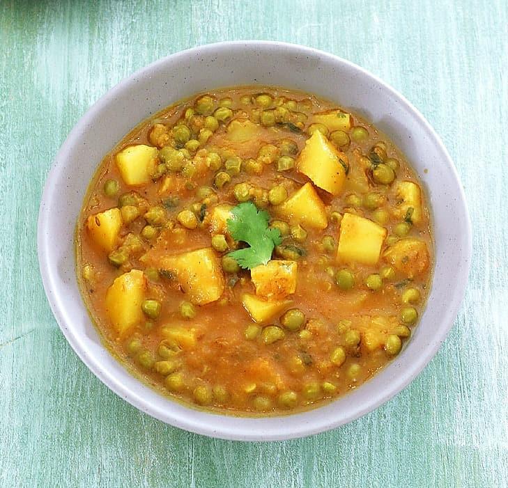 Instant Pot Punjabi Aloo