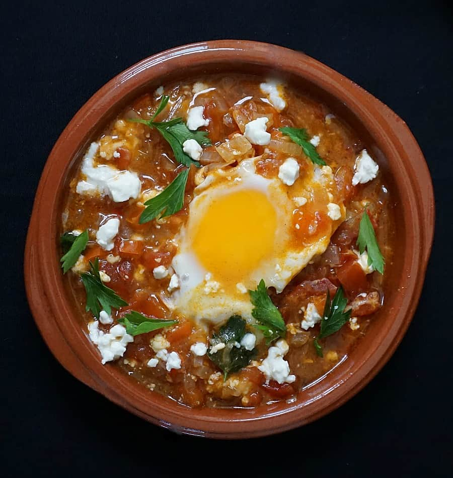 Instant Pot Shakshuka Recipe