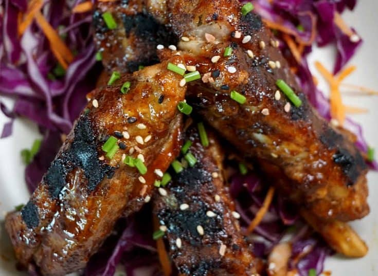 Instant Pot Asian Ribs