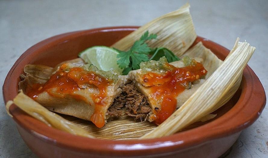 Instant Pot Tamale Recipe