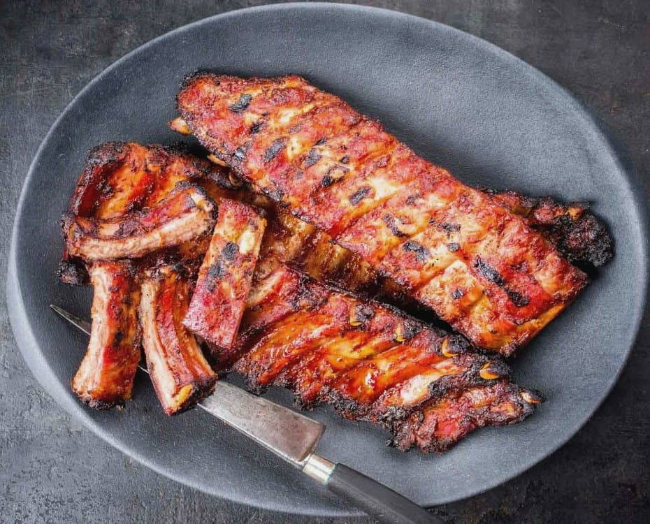 Spicy Maple Ribs