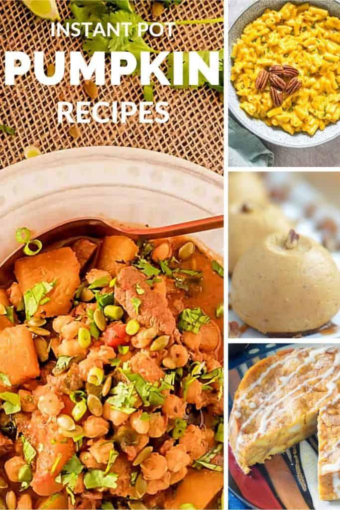 Instant Pot Pumpkin Recipes